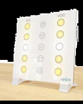 AirQ CO2 VOC Luchtkwaliteitsmonitor voor nagelstudio