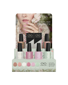 CND Vinylux English Garden Collectie