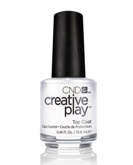 CND Creative Play Top Coat 13,6ml