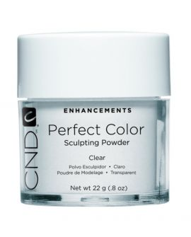 CND Perfect Color Sculpting Powder Clear 22g