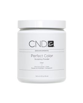 CND Perfect Color Sculpting Powder Clear 453g