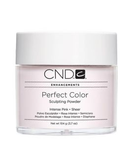 CND Perfect Color Sculpting Powder Intense Pink - Sheer 104g