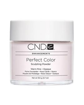 CND Perfect Color Sculpting Powder Warm Pink-Opaque 104g