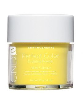 CND Perfect Color Sculpting Powder Yellow - Opaque 22g
