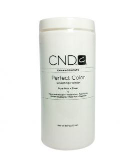 CND Perfect Color Sculpting Powder Pure Pink - Sheer 907g