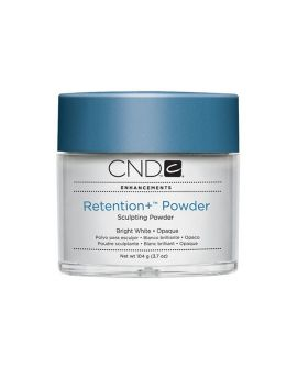 CND Retention+ Powder Bright White - Opaque 104g