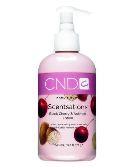 CND Scentsations Black Cherry & Nutmeg Lotion 245ml