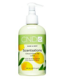 CND Scentsations Citrus & Green Tea Lotion 245ml