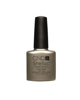 CND Shellac Steel Glaze  7