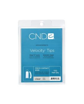 CND Velocity Clear (100 pack)