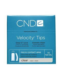CND Velocity Clear N4