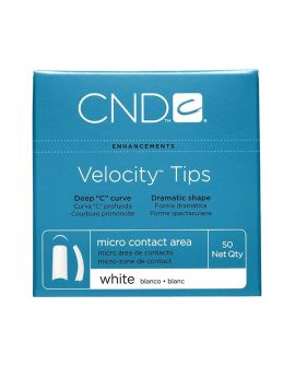 CND Velocity White N4
