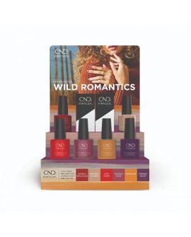 CND  Wild Romantics Vinylux Display