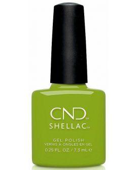 CND Shellac CripsGreen