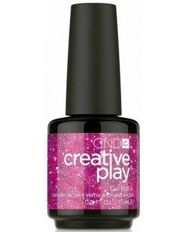 CND Creative Play Gel Polish-Dazzleberry 15ml
