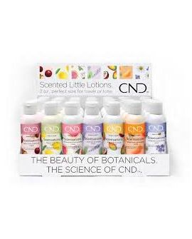 CND Scentsations Display 28 x 59ml