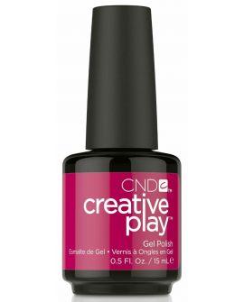 CND Creative Play Gel Polish-Fuchsia Fling 15ml
