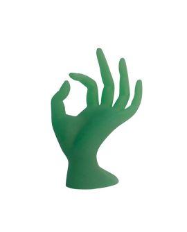 Bell'ure Glazen Hand Groen
