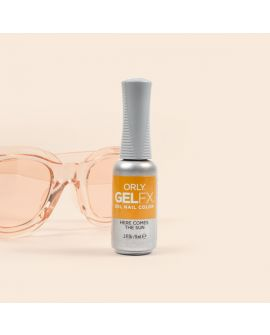 ORLY GelFX here comes the sun
