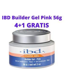 Ibd Builder Gel pInk 56G 4+1 GRATIS