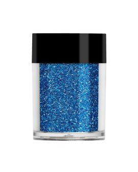 Lecente Blue holographic glitter
