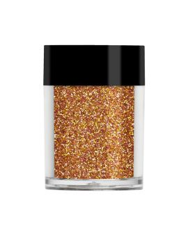 Lecente Caramel  holographic glitter