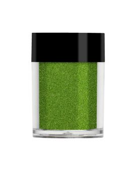 Lecente Olive Green  holographic glitter