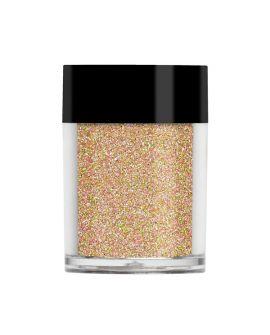 Lecenté Rhubarb iridescent glitter