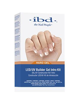IBD LED/UV Builder gel Intro Kit