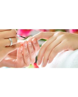 Workshop Manicure + Spa behandeling of parafine bad 16-09