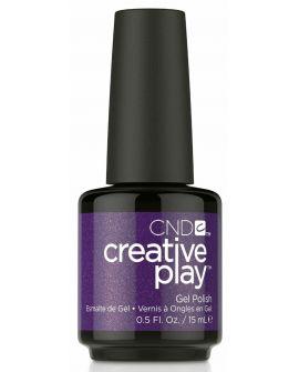 CND Creative Play Gel Polish-Miss Purplelarity 15ml