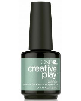CND Creative Play Gel Polish-My Mo Mint 15ml