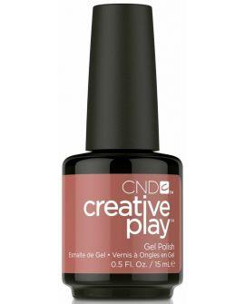 CND Creative Play Gel Polish-Nuttin' To Wear 15ml