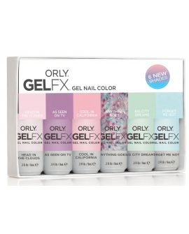 ORLY GelFX Kit Spring Collection LA LA LAND