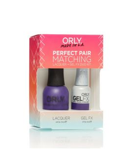 ORLY Perfect Pair GelFX + gratis nagellak Charged Up