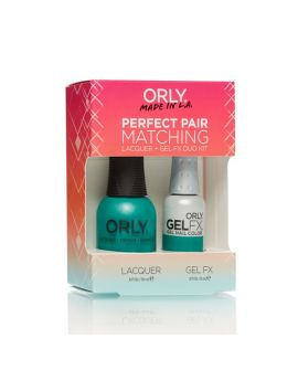 ORLY Perfect Pair GelFX + gratis nagellak Green With Envy