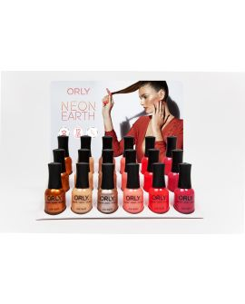 Orly - Neon Earth - Display