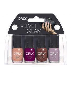Orly - Velvet Dream - Mani Mini