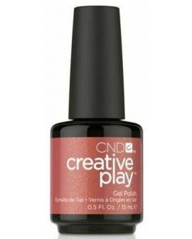 CND Creative Play Gel Polish-Persimmon-Ality 15ml