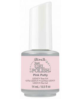 IBD Just Gel Polish Pink Putty 14ml