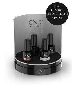 CND Plexigel starterskit voor ervaren enhancement stylist met CND LED LAMP