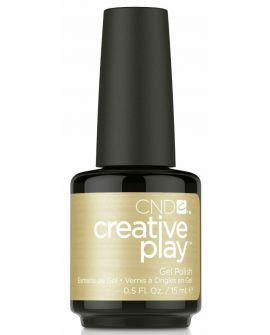 CND Creative Play Gel Polish-Poppin Bubbly 15ml
