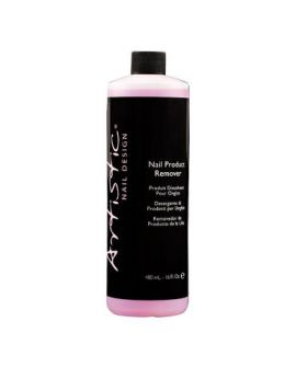 Artistic Colour Gloss Gel Nail Product Remover 480ml