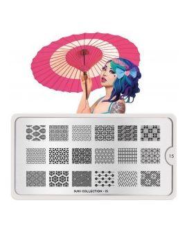 MoYou Suki 15 Stamping Plates