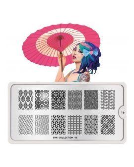 MoYou Suki 16 Stamping plates