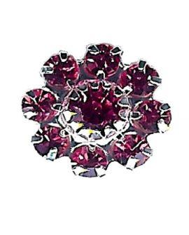 Bell'ure Teenring Flower Purple