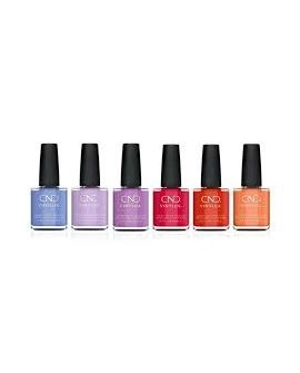 CND Vinylux™ Nauti Nautical 6 Pack