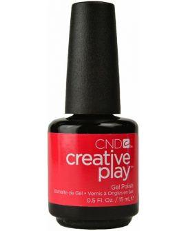 CND Creative Play Gel Polish-Well Red 15ml
