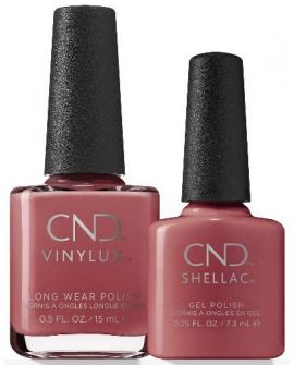 CND Duo KIt Shellac & Vinylux Woodes Bliss