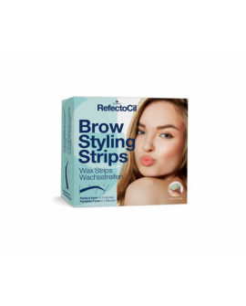 RefectoCil Brown styling Strips